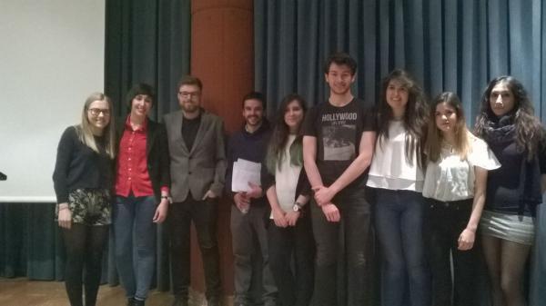 Participantes de la